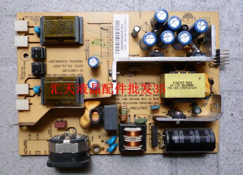 Free Shipping> LD917W NESO LD917W high voltage power supply board 190DTLB5 board one board-Original 100% Tested Working free shipping l2045w high voltage power supply board board 0626d0263 original 100% tested working