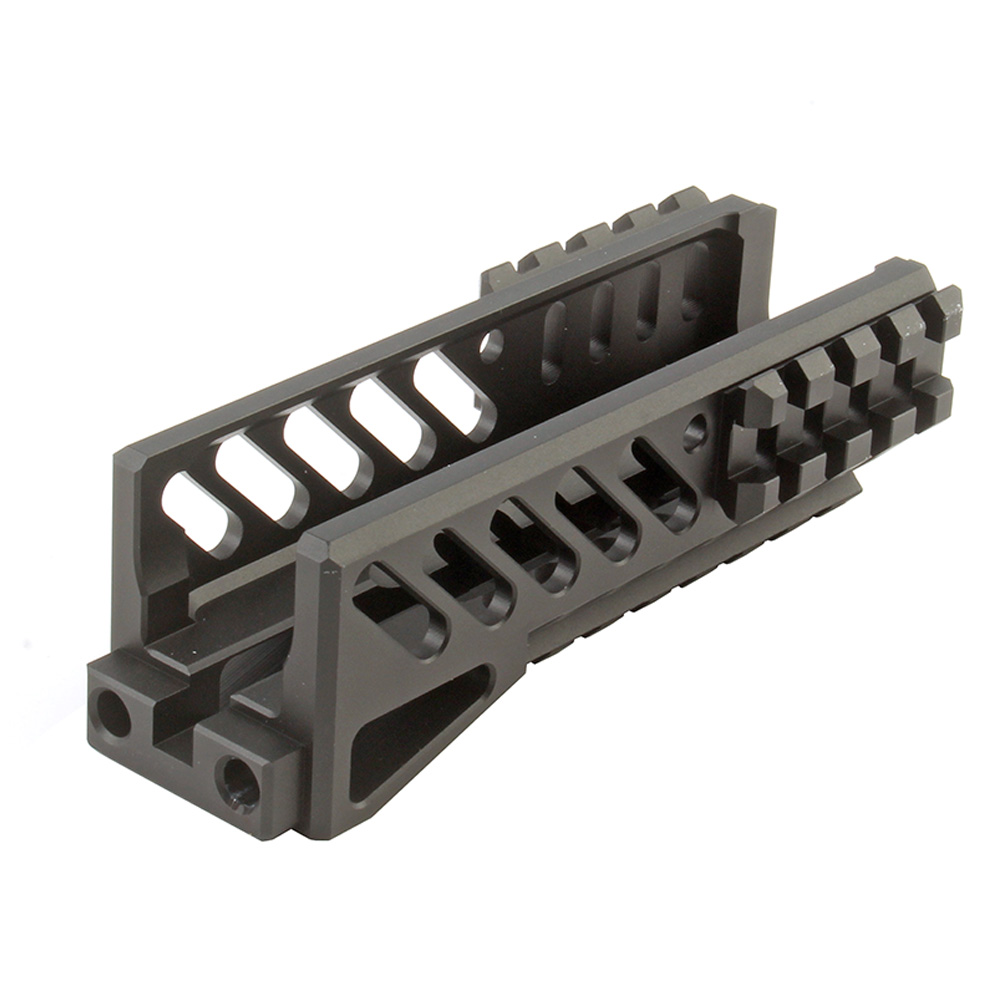 Tactical AKs 47U Picatinny Rail Handguard Multi function Aluminum Cutting B11 Hunting Airsoft Paintball Army Accessories