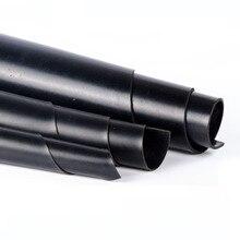 Изготовленная на заказ плита NBR Нитриловая Резина Буна пластина лист прокладка 500x500 мм 1 мм 1,5 мм 2 мм 3 мм 4 мм кислота масло щелочи стойкая черный
