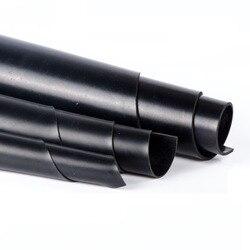 Płyta wykonana na zamówienie NBR kauczuk nitrylowy blacha Buna uszczelka 500x500mm 1mm 1.5mm 2mm 3mm 4mm kwaśny olej odporny na zasadowe ph czarny