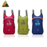 KIMLEE 15L Ultralight Waterproof Outdoor Camping Backpack Men Women Hiking Trekking Rucksack Travel Pack Sack Swimming