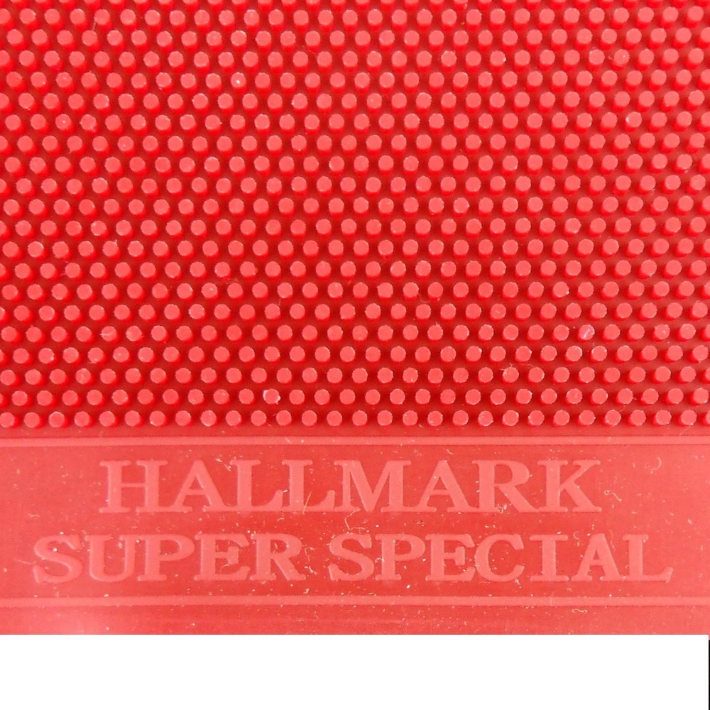 HALLMARK Super Special (No ITTF) Long Pimples Out Table Tennis PingPong Rubber (rubber Without Sponge) 2015 Genuine