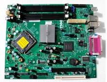 Original OptiPlex 755 SFF Small Case Motherboard For Q35 series PN PU052