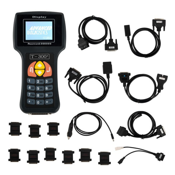 t300 key programmer software