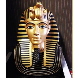 Egyptian Pharaoh Figurine Tutankhamun Statue Home Decoration Resin Crafts Ornaments Accessories Egypt Statuette Crafts R1306