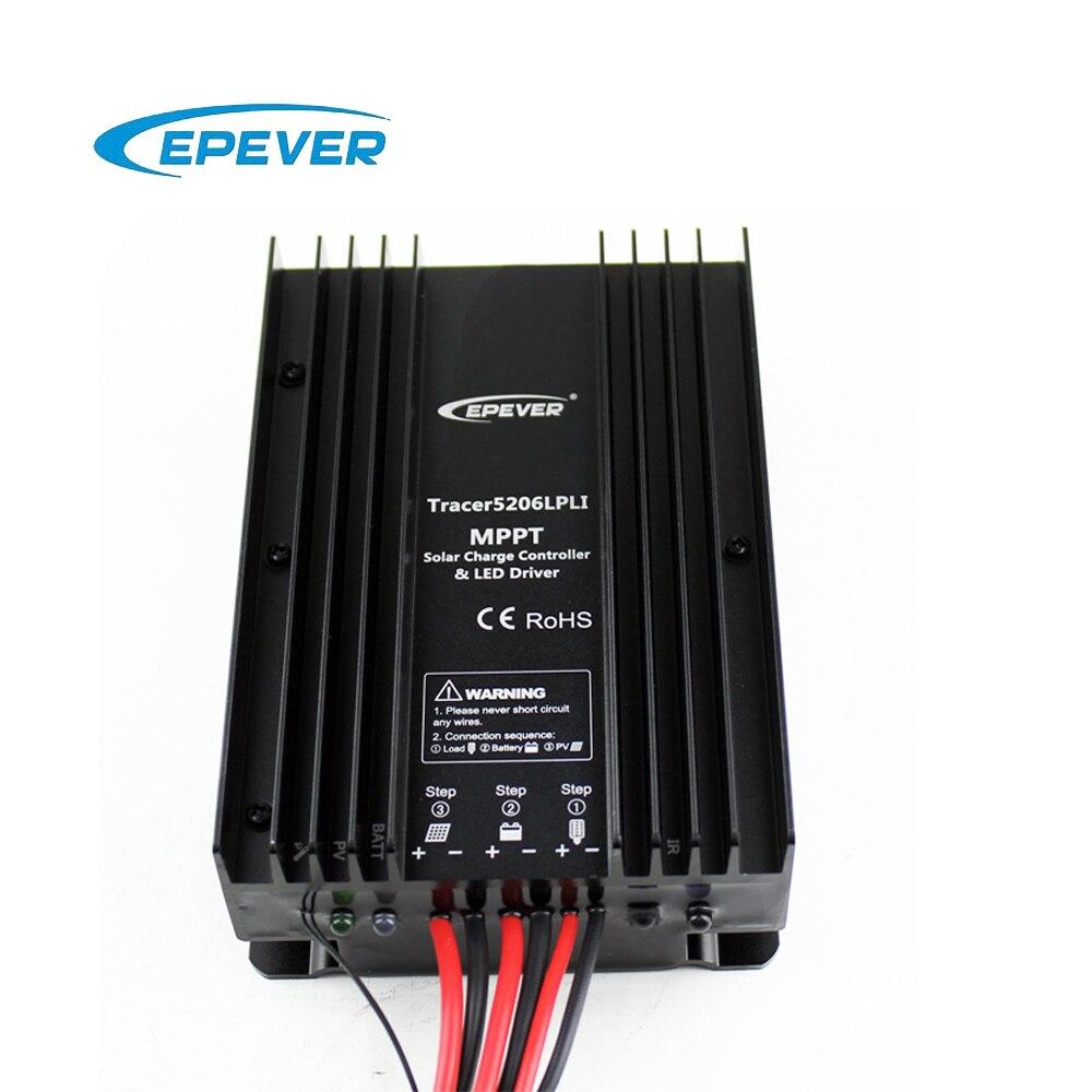 Traceur 1305 LPLI 2606 LPLI 2610 LPLI 3906 LPLI 3910 LPLI 5206 LPLI 5210 LPLI 10A 15A 20A MPPT contrôleur de charge solaire avec minuterie IP67