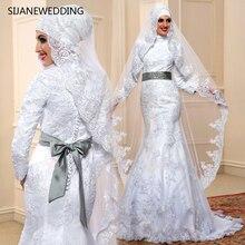 Grosir Muslim Bridal Mermaid Gowns Gallery Buy Low Price Muslim