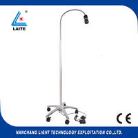 General surgical portable examination lamps JD1100L 7w with foot switch free shipping