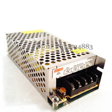 FreeShipping space-saving 12VDC 10A 120W Mini Switching Power Supply Driver for Monitor camera/LED Strip 142*60*38