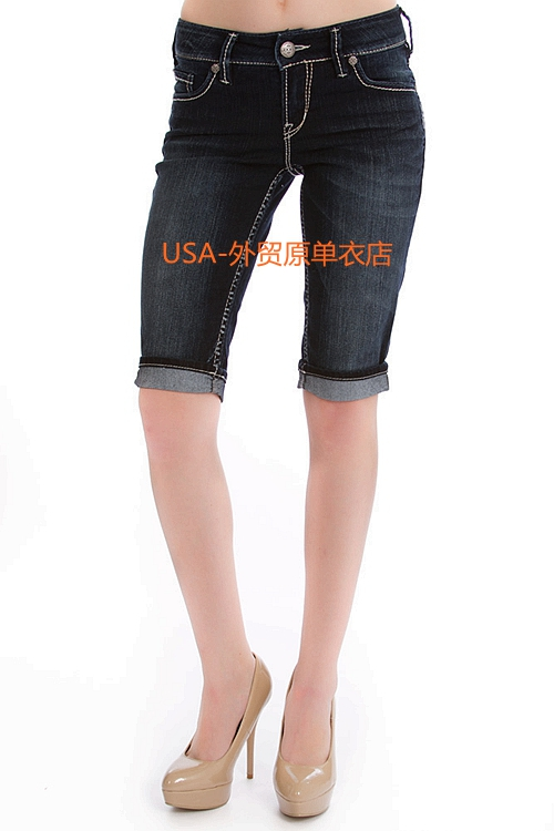 Online Get Cheap Silver Jeans Shorts -Aliexpress.com  Alibaba Group