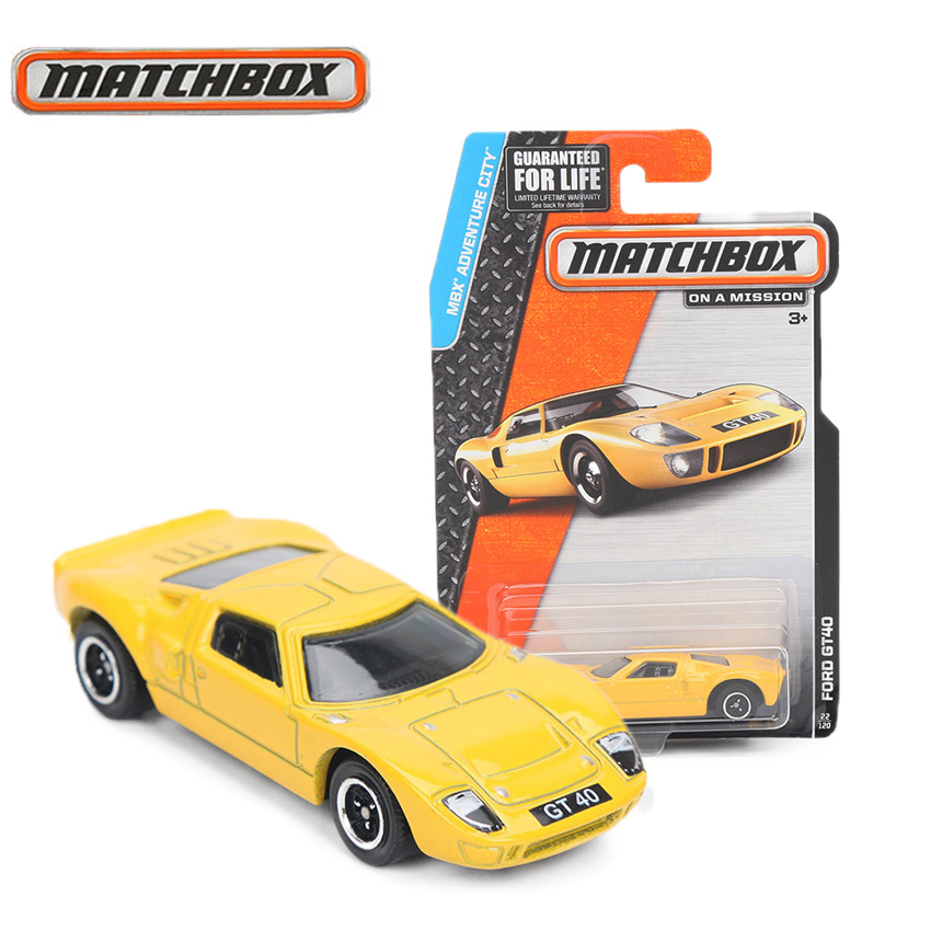 Box Matchbox 1:75 Mini Alloy Collectible Model Cars Exotic Classic Ride Jungle Crew Diecast Car Educational Tools Toys For Boy