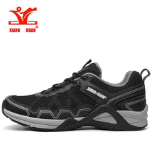 Xiang Guan Men's 2017 Speed Running Shoes 97102 Breathable Smart Men Sport Outdoor Shoes Size 36-45
