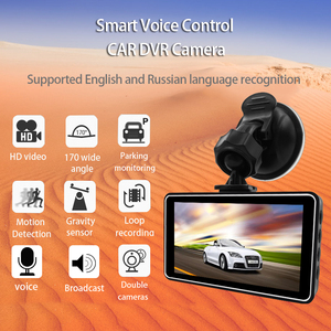 Image 4 - E ACE Mini Dash Camara Video Recorder Car Dvr Voice Contro Full HD 1296 P Da 3.0 Pollici Dashcam Auto Registrator Nigh dual Lens Vision