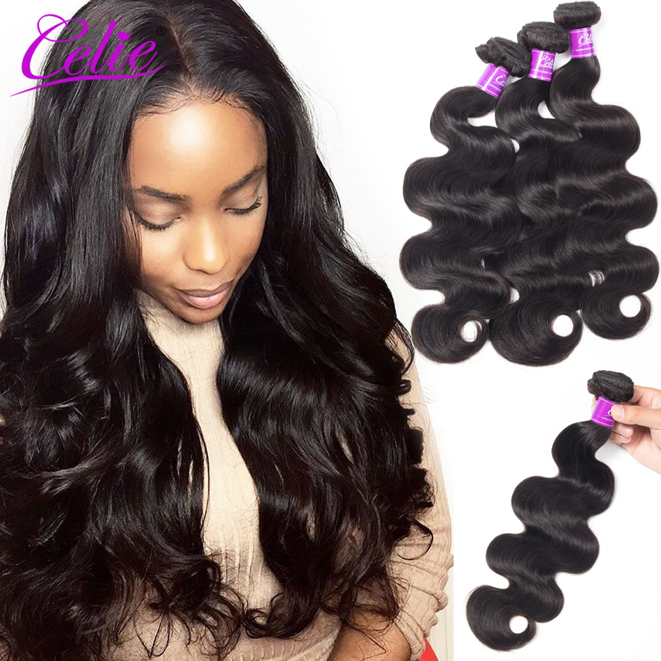 Aliexpress.com : Buy Celie Hair Company Brazilian Virgin ...
