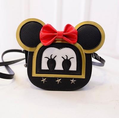 ronda bollos Mickey Mickey de mini moda casual 2016 bolso nueva w7FxXHqntf