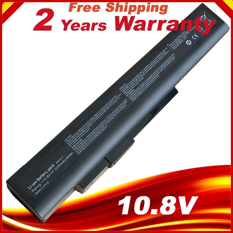 Laptop Battery A32-A15 A41-A15 A42-A15 A42-H36 For Medion Akoya E6201 E6221 E7201 P6631 P6638 P7816 P7818 Erazer X6815