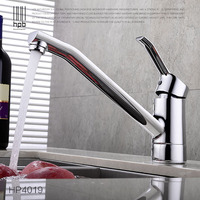 HPB Copper Deck Mounted Kitchen Faucet Sink Mixer Tap Cold Hot Water Taps Pb Free Torneira