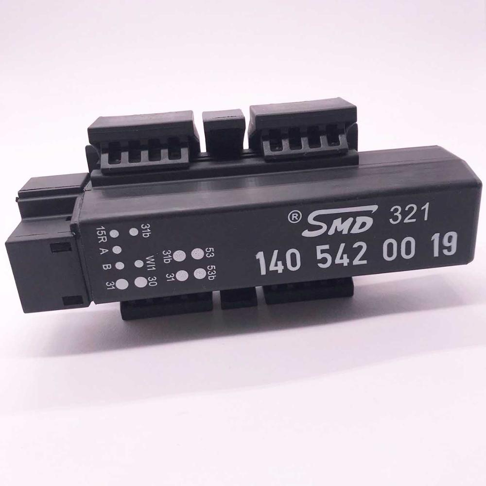 SMD car accessories Wiper Motor Control Relay Module 1405420019 140 542 00 19 for Mercedes Benz 1992 1999  Two year warranty-in Car Switches & Relays from Automobiles & Motorcycles    2