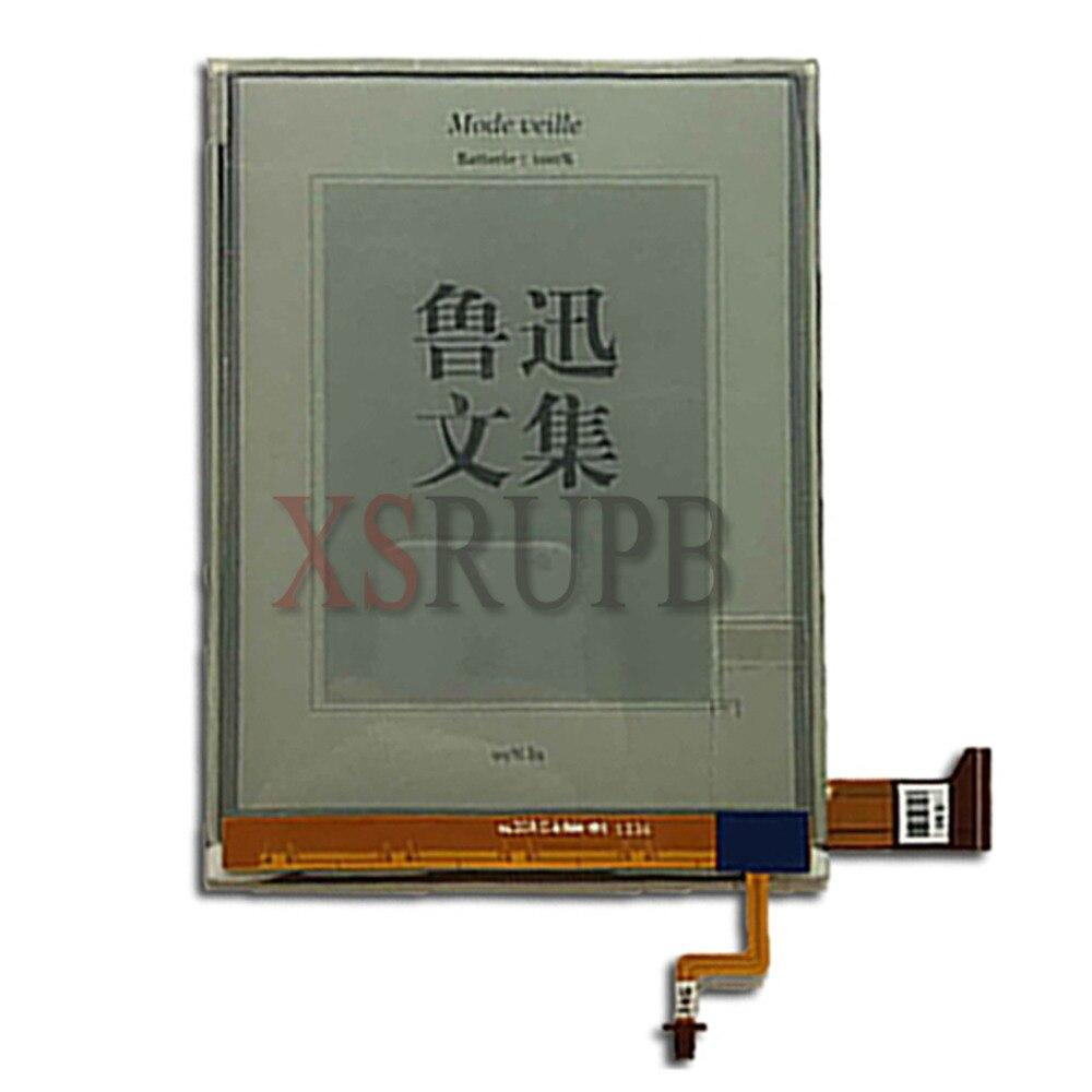 Новый оригинальный E Ink HD Pearl Дисплей ED060XCD с подсветкой no touch для чтения электронных книг Замена