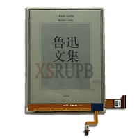 NEW Original E Ink Pearl HD Display ED060XCD Ebook ERader E Ink LCD Screen E Book
