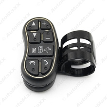 Car Wireless Steering Wheel Control Key Button with Backgroung Light For Car Android DVD/GPS Navigation Player Bluetooth Phone