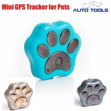 Pet GPS tracker V30 waterproof 2G GSM GPRS Anti-lost animal GPS tracker SOS alarm intelligent GPS tracker system