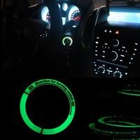Couvercle/bague de contact d'allumage lumineux VCiiC pour Chevrolet Cruze Malibu pour Buick Excelle GT XT pour OPEL ASTRA J Insignia MOKKA