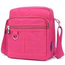 Waterproof Nylon Women Messenger Bags Casual Clutch Carteira Vintage Hobos Ladies Handbag Female Crossbody Bags Shoulder Bags духовой шкаф darina 1u8 bde112 707 bg