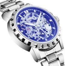 Business mens watches top brand luxury Mechanical Hand Wind Wristwatches Men Clock Timer relogio masculino Timepiece Watch