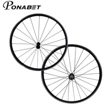 Access PONABET 1360g Kinlin XR200 alloy wheelset 22mm clincher wheels Powerway super light hub Taiwan wholesale