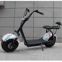 320616/Halley electric car / new 1000W electric bicycle / adult scooter/Hydraulic shock absorption/Leather seats