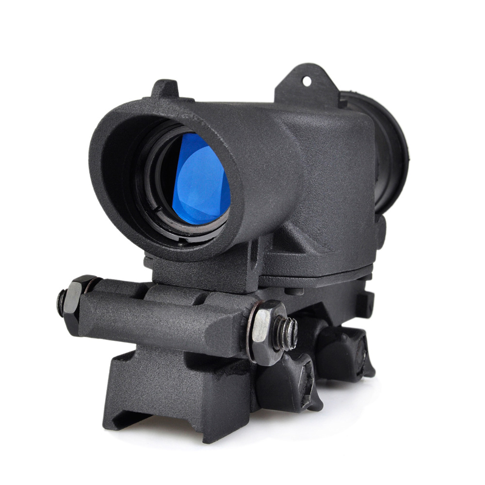 L85 SUSAT Iron 4x32 Optical Sight Rifle Scope Quick Detach for Airsoft Weaver Mount st3038 shoot thing xwxs l85 susat iron 4x32 optical sight rifle shotgun scope quick detach for airsoft weaver mount