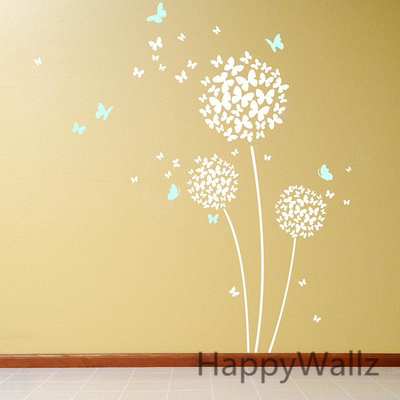 Great Aliexpress.com : Buy Flower Wall Sticker Butterfly Flower Wall Decal DIY  Removable Butterflies Flower Wall Stickers Removable Easy Wall Art F6 From  Reliable ... Part 23