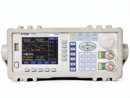 100% Brand New on sale ATTEN ATF20B DDS FUNCTION GENERATOR 20MHZ 100MSa/s 20MHz 110-220V