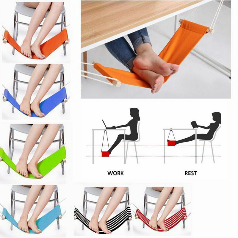 Desk Feet Hammock Foot Chair Care Tool The Foot Hammock Outdoor Rest Cot Portable Office Foot Hammock Mini Feet RestDesk Feet Hammock Foot Chair Care Tool The Foot Hammock Outdoor Rest Cot Portable Office Foot Hammock Mini Feet Rest