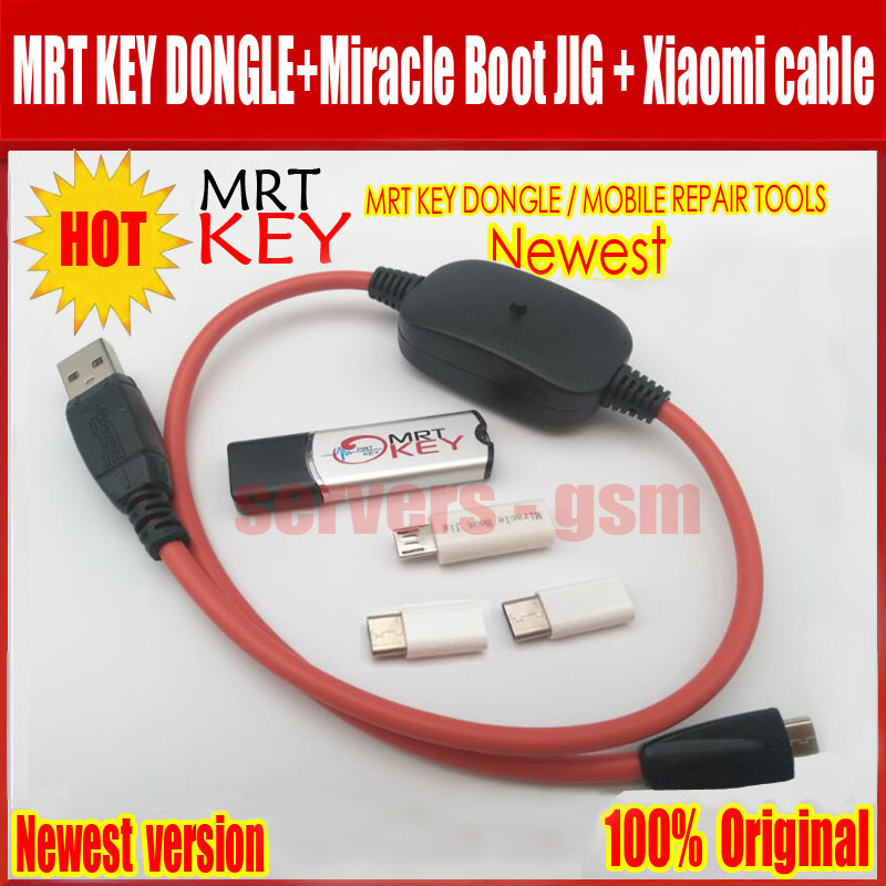 2019 New Original MRT KEY dongle +GPG xiaomi9008 cable +Miracle Boot Jig Free Shipping2019 New Original MRT KEY dongle +GPG xiaomi9008 cable +Miracle Boot Jig Free Shipping