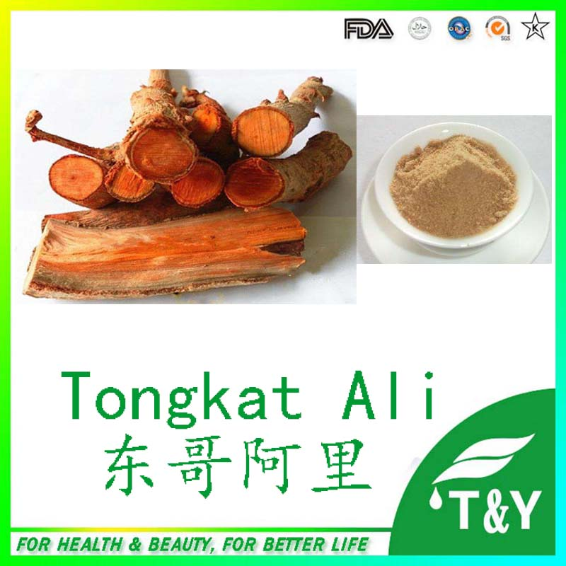 100g 100% Pure Tongkat Ali 200:1 Root Extract Powder