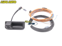 81A 827 566A Rear View Camera with Highline Guidance Line Wiring harness For Audi Q2 81A827566A