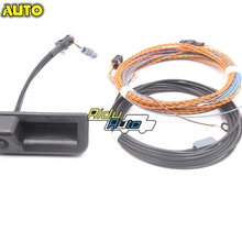 Rear-View-Camera Highline Audi Q2 Guidance-Line 827 with Wiring-Harness for Q3 F3 81A827566A