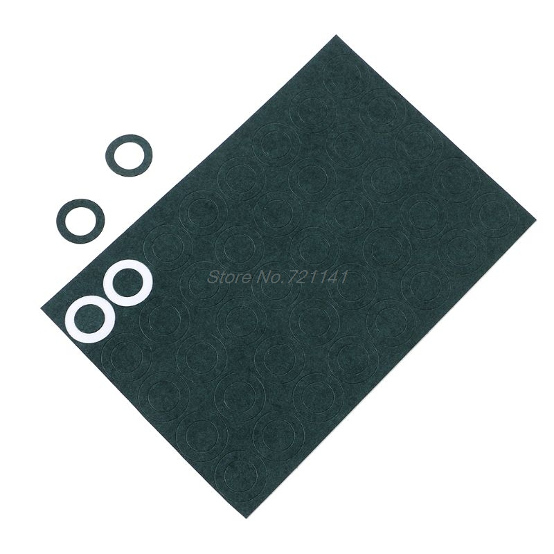 1S 18650 Battery Insulation Gasket Barley Paper Li Cell Insulating Glue Patch Insulation Gasket MAR20 Dropship 3