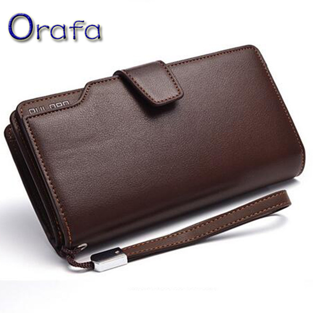 mens wallets and purses 2016 fashion leather wallet credit money clip famous brand clutch leather wallet men portefeuille homme