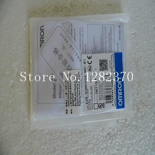 все цены на  [SA] new original authentic OMRON sensors E2B-S08KS02-MC-B1 spot --5PCS/LOT  онлайн