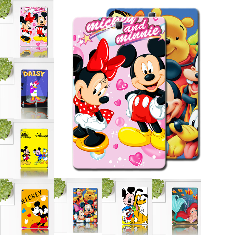 Tablet-Case T555 Painted Tab4 T530 SM-T550 Samsung T815C T531-Cover for Galaxy S2 4G
