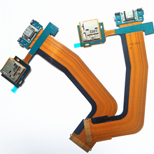 USB Charging Dock For Samsung Galaxy Tab S 10.5 SM-T800 T801 T805 Port Connector Board With MicroSD Memory Card Holder