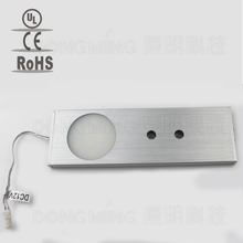5pcs 165mm 140LM 12v 5050 LED IR infrared motion detector led Sensor night light induction kitchen cabinet light wardrobe closet