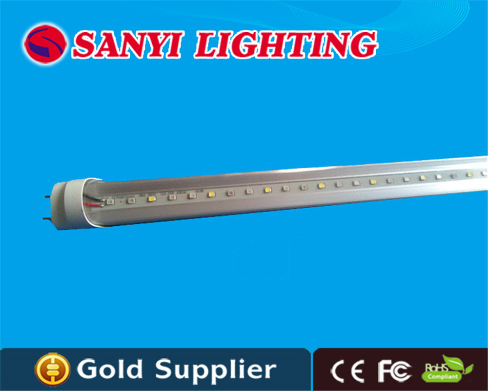 10w horticulture led grow light tube SMD2835 600mm with red 630nm and blue 460nm for indoor plant