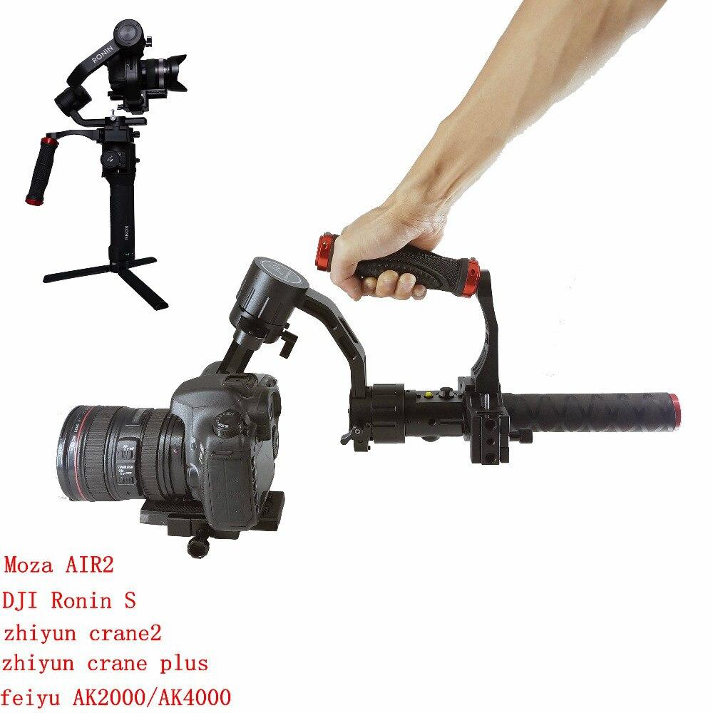 Handheld Hang Strap Mounting Clamp for DJI Ronin S Feiyu AK2000 Gimbal ZHIYUN WEEBILL LAB Stabilizer