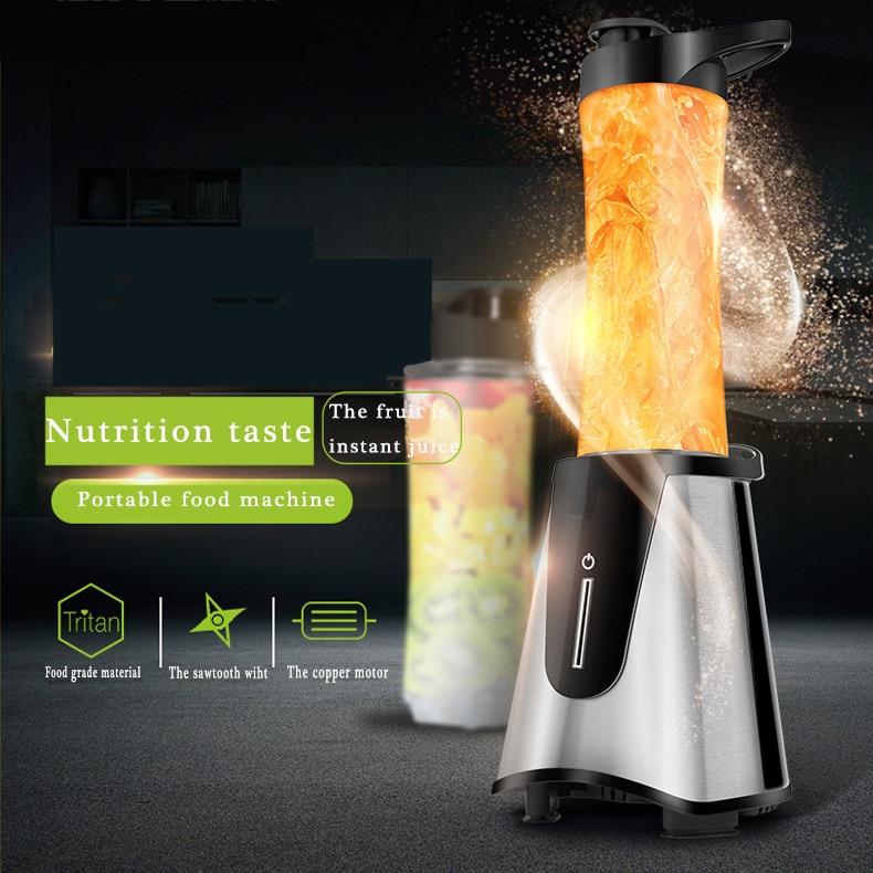 An ice-breaker with a multi-function mini smart juicer, baby ice breaker жидкость ice marabu flamengo 120мл 0мг