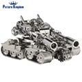Imagen reino metal 3d rompecabezas modelo de tanque de apocalipsis pj-199 diy corte láser 3d jigsaw juguetes