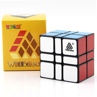 WitEden Unequal Camouflage 3x3x2 Magic Cube Professional Speed Puzzle 332 Cube Educational Toys for Children cubo magico